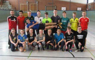 Die DFB-Junior-Coaches! Foto: SMMP/Gerlings